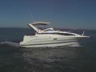 Cruising View of 1996 Bayliner 2855 from:Dotcomd