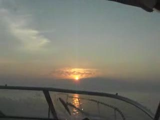 2006 Early morning crossing to Grand Haven 2nd Sunrise from:Dotcomd