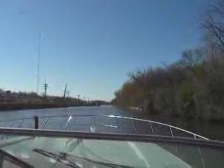 Quick Clip of the river new Rt. 83 from:Dotcomd