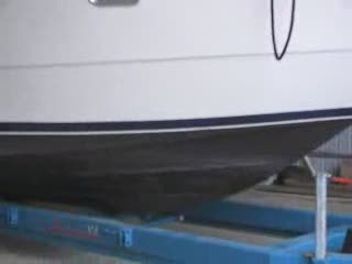 1998 Bayliner 4085 Winter Parking Spot from:Dotcomd