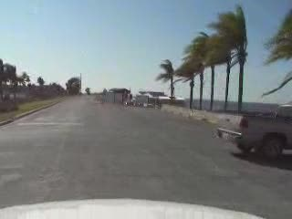 Driving down the Levy at Lake Okeechobee   from:Dotcomd