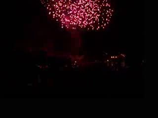 Grand Haven Coast Guard Fest Fireworks Show from:Dotcomd