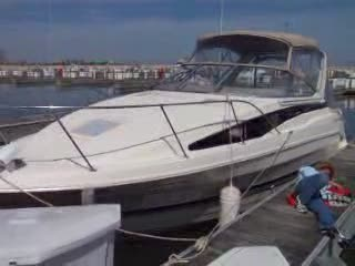Our SOLD 1996 Bayliner 2855 ST from:DotComd