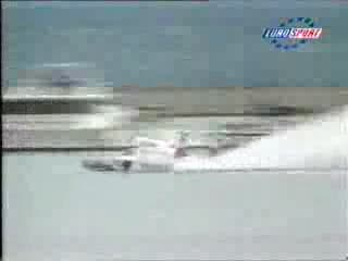Racing boat in trouble from:Dotcomd