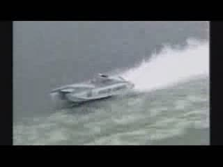Powerboat Cat Flips from:Dotcomd